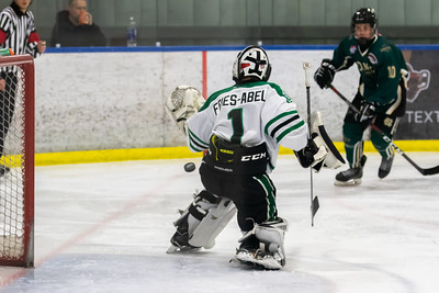 Calgary Northstars Minor Midget AAA Canucks vs Okotoks Midget A Oilers