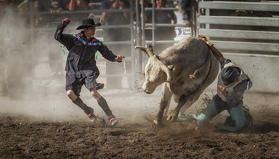 Hung Up - Photo competition 2015 (honorable mention - Rodeo)