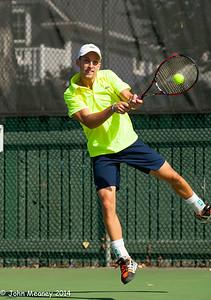 Calgary Tennis Futures August 2014