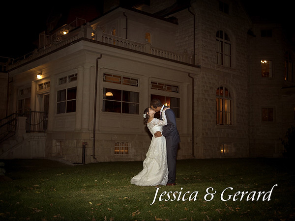 One Time Shot Photography Jessica & Gerard  - The Lougheed House, Calgary Alberta