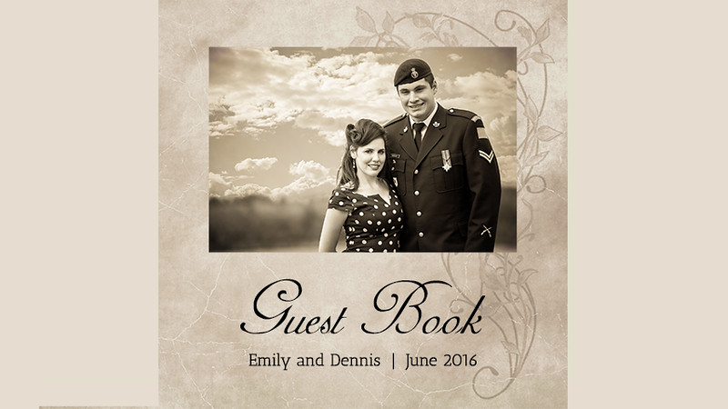 Emily and Dennis - Heritage Park , Calgary