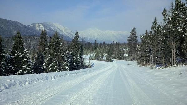 Calgary to the Kootenays Feb '14