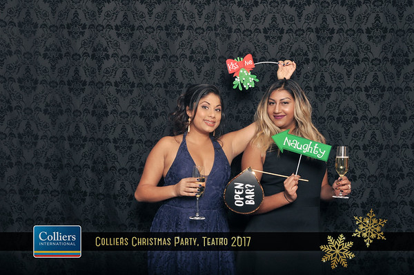 Colliers Christmas Party