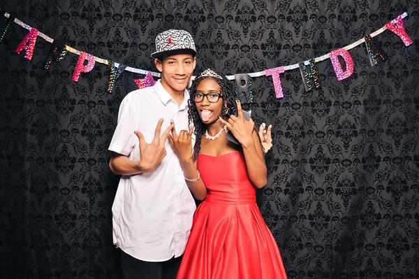 Shaydah's Sweet 16