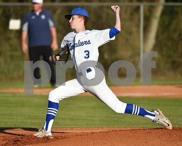 Calhoun Academy Baseball 2018