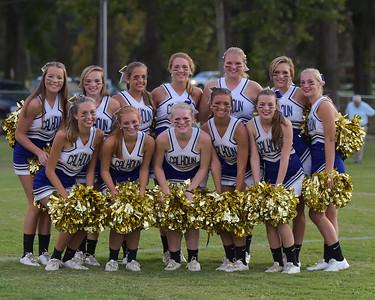 Calhoun Academy Football 2015