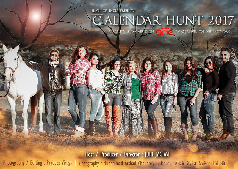 Calendar hunt 2017