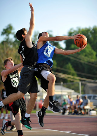 Cal Area Basketball League Thursday July 8th