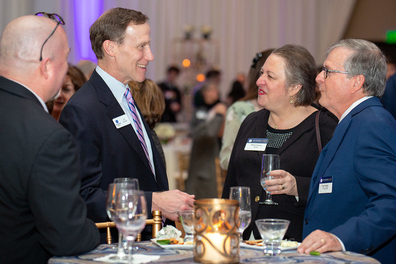 Delaware Diamonds Society/Carillon Circle Calidore event at the Center for the Arts