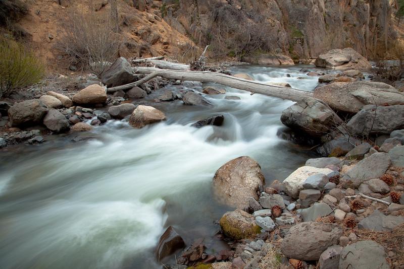 Wolf Creek Runoff