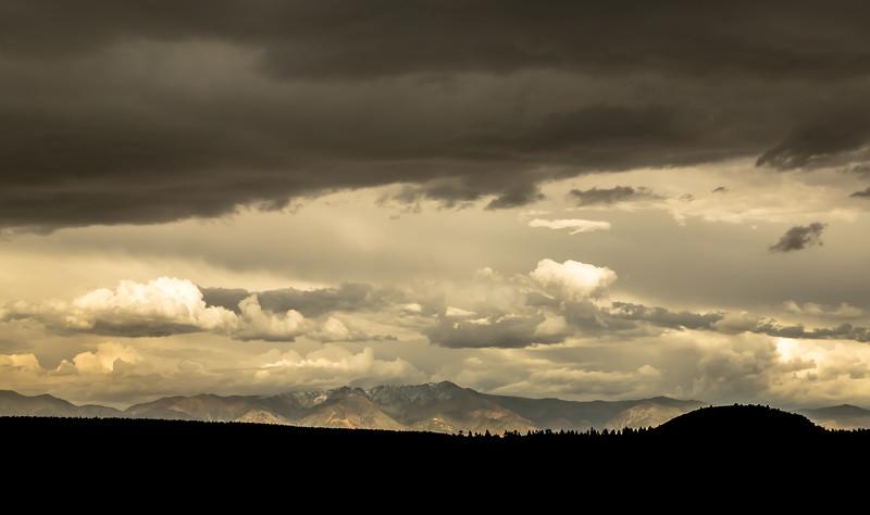 Stormy 395, Looking  East