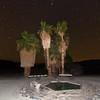 Desert Hot Springs at Night
