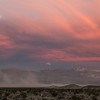 Panamint Valley Sunset