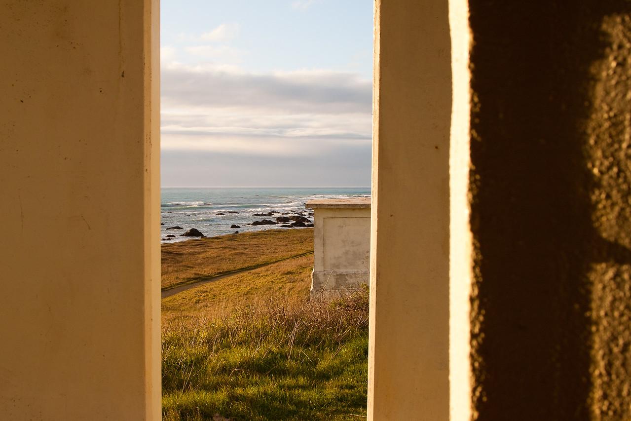 Abandoned Lighthouse POV