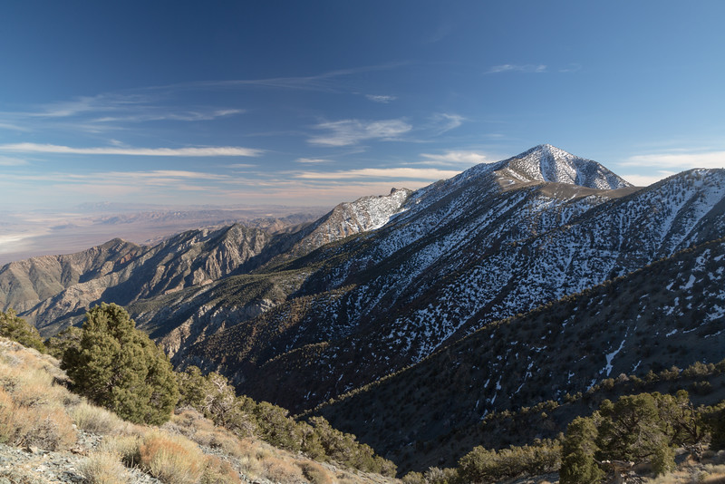 Telescope Peak in the Distance