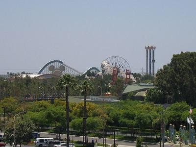 Disney's California Adventure 2005