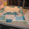Children's pajamas made by women from Bethlehem Lutheran Church, Encinitas, Calif., and the surrounding community as a part of the Pajama Project. One Saturday a month, from February through October, a group gets together at Bethlehem cutting fabric to pattern and placing it in plastic baggies for volunteer sewers to take home and complete. The project more than 1,200 pairs of pajamas were given to 13 charities in San Diego county and Tijuana, Mexico. Terri Lackey photo