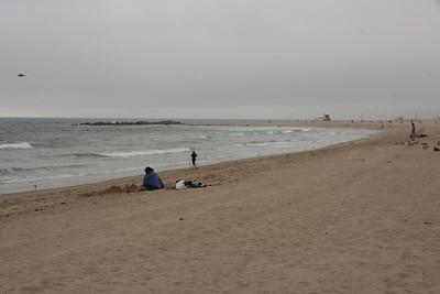 Venice Beach.. Svinjski mraz, Mitcha pa nikjer