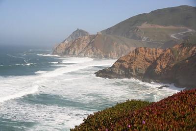 Pot ob kalifornijski obali