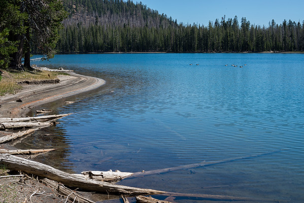 Cascade Mountains; Lassen Volcanic National Park; california; lake If we close our borders, what will become of the Canadians?