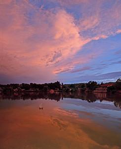 August 3 2  horizontal shots, stacked panorama