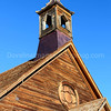 Bodie Ghost Town Church