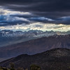 Storm over the Eastern Sierra of California 2