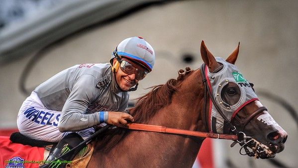 California Chrome (Pacific Classic)
