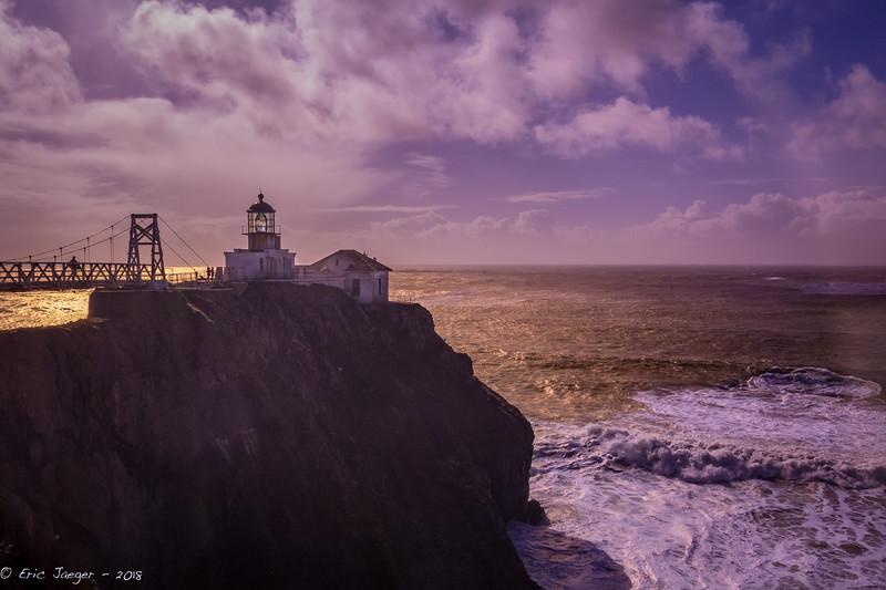 Point Bonita Lighthouse, Marin Headlands