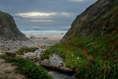 Garrapata Beach, Big Sur