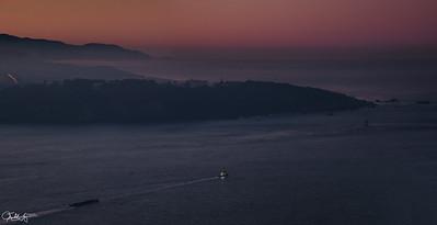 Dawn Breaking, Golden Gate