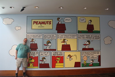 Charles Schultz Museum, Santa Rosa, CA