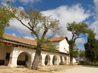Old San Juan Bapiste Mission