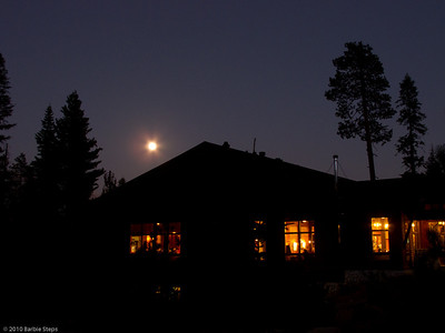 Our lodge in Sequoia Natl park