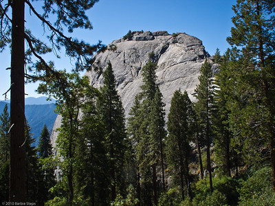 Moro Rock in Sequoia National park - our upcoming climb ...