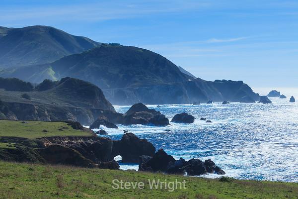 CA Coastline 2-5-2011