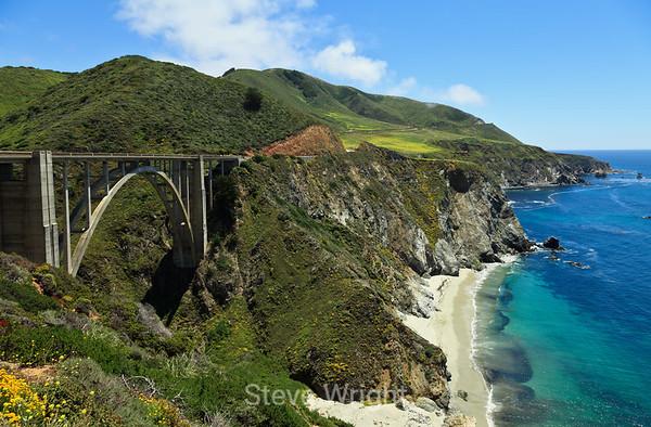 CA Coastline 7-16-2011