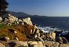 Pt Lobos across Carmel Bay