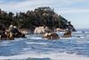 Big Dome & Guillmot Island - Point Lobos #5084