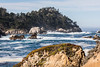 Big Dome & Guillmot Island - Point Lobos #5188