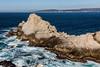Pinnacle Rock - Point Lobos #6725