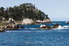 Big Dome & Guillmot Island - Point Lobos #6918