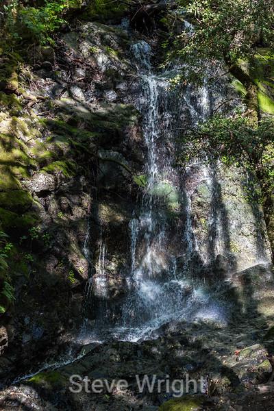 Black Rock Falls - Uvas Canyon Park #3615
