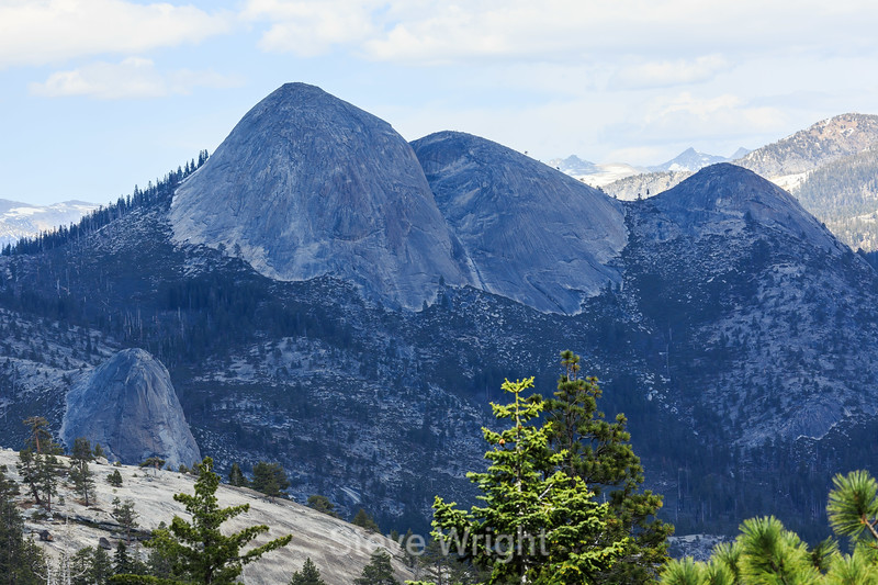 Domes - Yosemite #0011