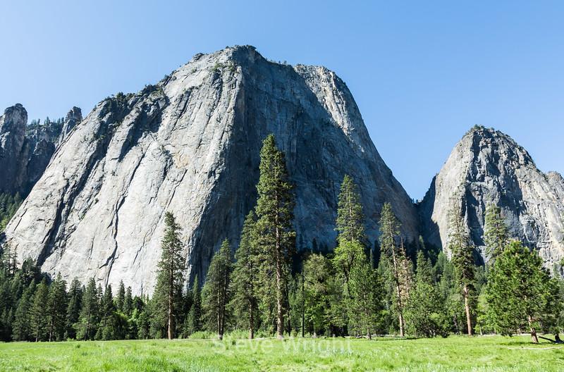 Cathedral Rocks - Yosemite #2018