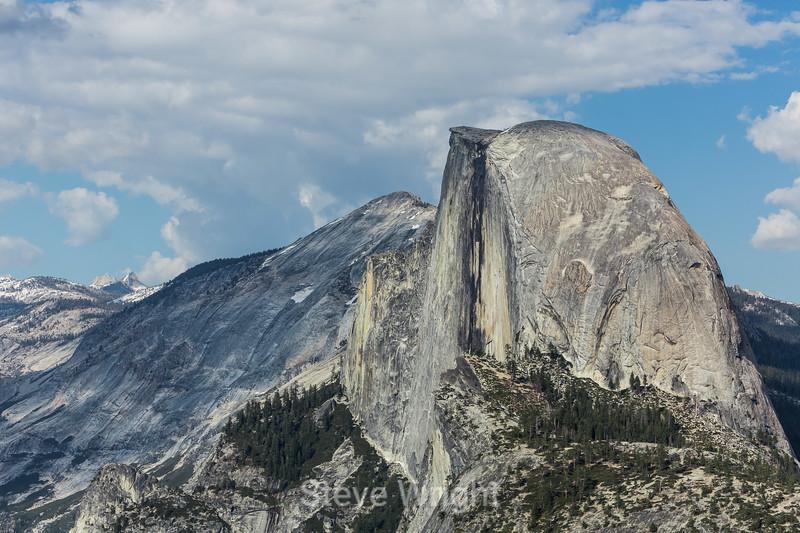 Half Dome - Yosemite #0129