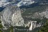 Nevada Falls, Liberty Cap Yosemite #0122