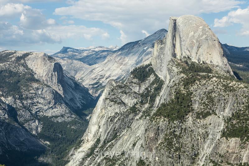 Half Dome - Yosemite #0115