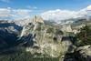 Half Dome, Vernal Falls, Nevada Falls - Yosemite #0177