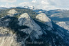 North Dome and Basket Dome - Yosemite #0161